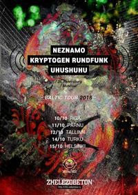ZHELEZOBETON Baltic Tour 2016