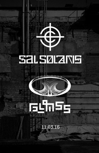 Sal Solaris / Flint Glass - 11.03.16